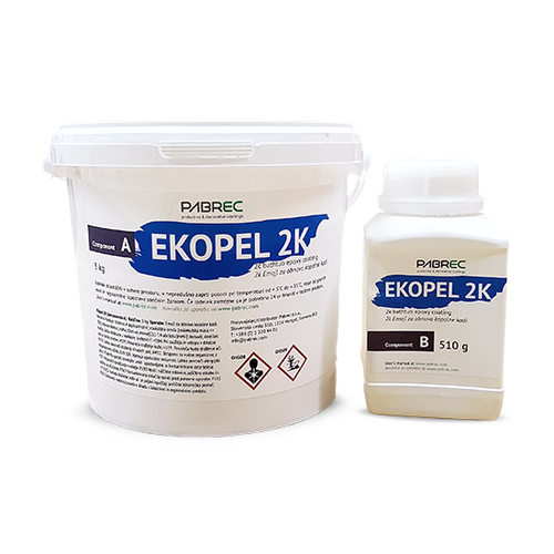 DIY  Bathtub Refinishing Coating EKOPEL 2K 욕조코팅 1
